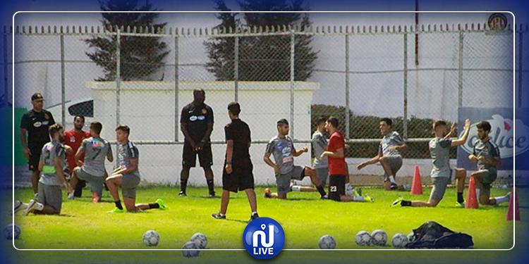 Reprises des entrainements de l'Esperance Sportive de Tunis