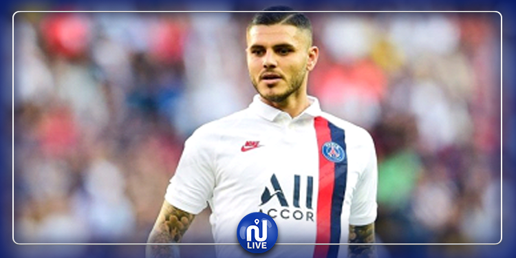 Mauro Icardi signe au PSG