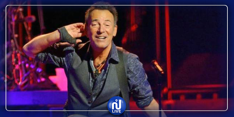 Concert à but caritatif avec Bruce Springsteen
