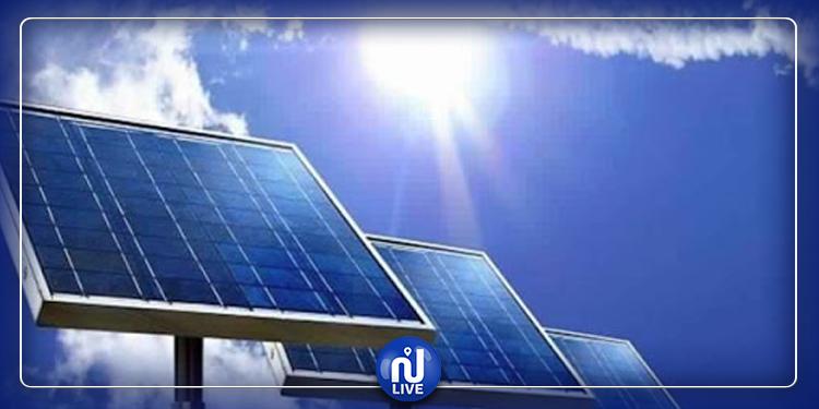 """Sousse : Inauguration de la première station d'énergie solaire """"Chams Enfidha"""""""