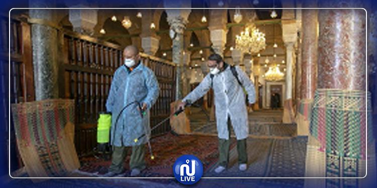 Réouverture des mosquées dès le 4 juin