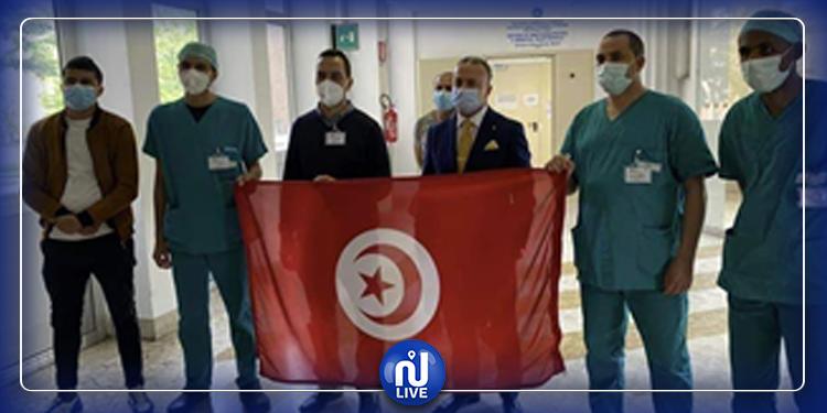 Les remerciements italiens à la Tunisie