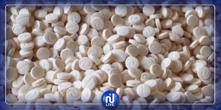 Italie : Saisie de 14 tonnes d'amphétamines produites en Syrie