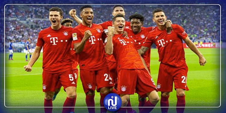 Le Bayern Munich remporte sa 20ème Coupe d'Allemagne