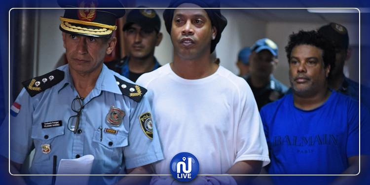Le tribunal du Paraguay rejette la demande de libération de Ronaldinho
