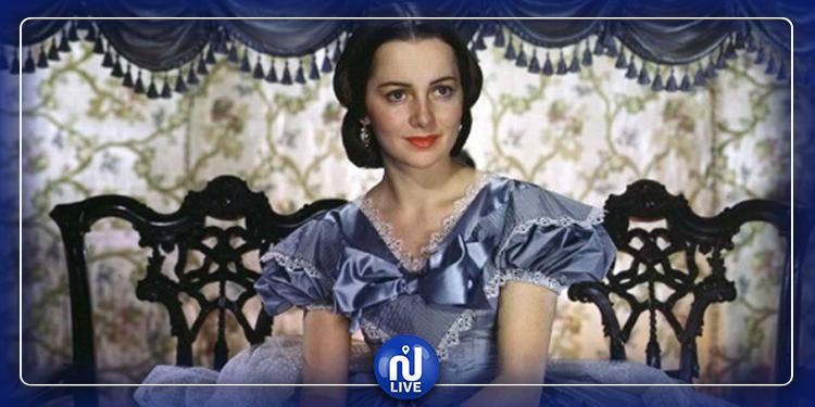 Olivia De Havilland, actrice d'Autant en emporte le vent, s'est éteinte à l'âge de 104 ans