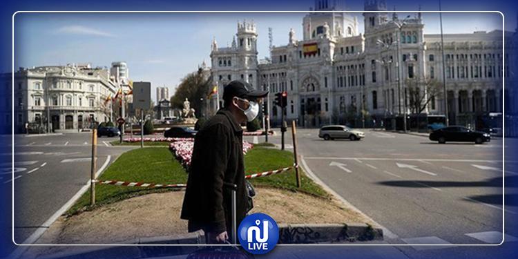 Covid19: Alarmante situation de l'Espagne