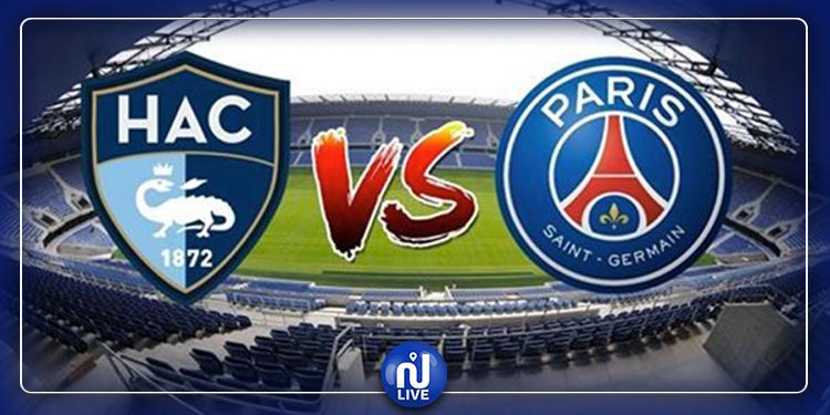Football : Retour des supporters pour PSG-Le Havre