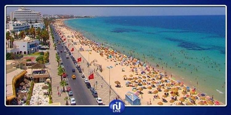 Sousse : Plus de 3 mille touristes tunisiens et étrangers accueillis depuis le 4 juin
