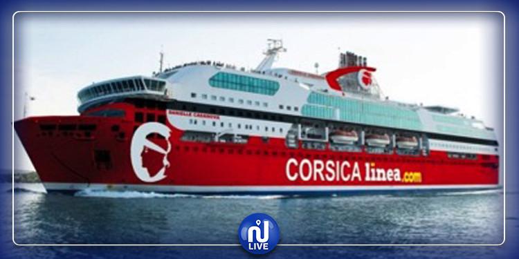 Ferry « Danielle Casanova » : Les 2000 passagers doivent absolument s'auto-confiner