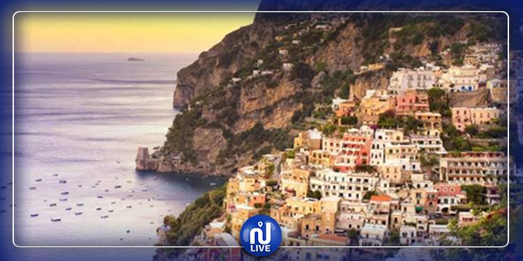 Italie: la « solitudine » de Amalfi...