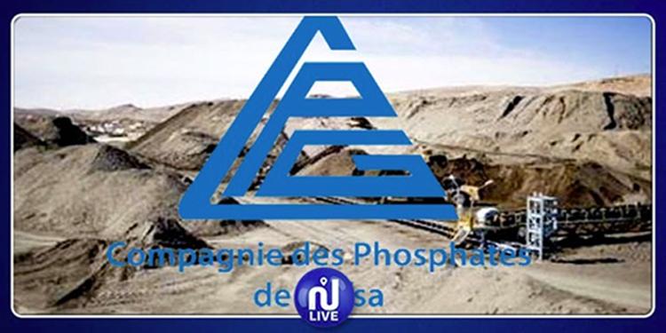 CPG : Reprise de l'approvisionnement des clients en phosphate