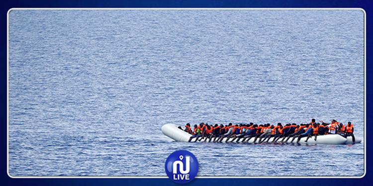 Kerkennah : 7 migrants irréguliers tunisiens sauvés d'un naufrage