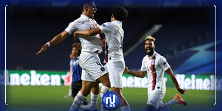 PSG-Ligue des Champions: Qualification historique au bout d'une nuit de suspense