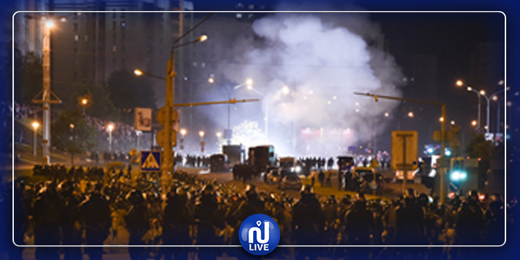 Biélorussie : Après la présidentielle, les manifestations continuent