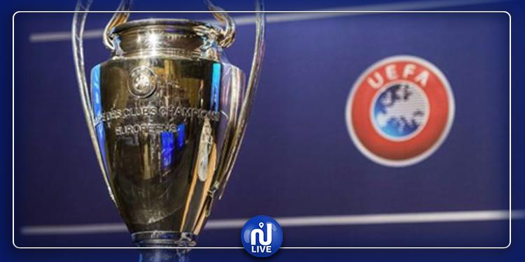 Reprise de la ligue des Champions après cinq mois d'absence