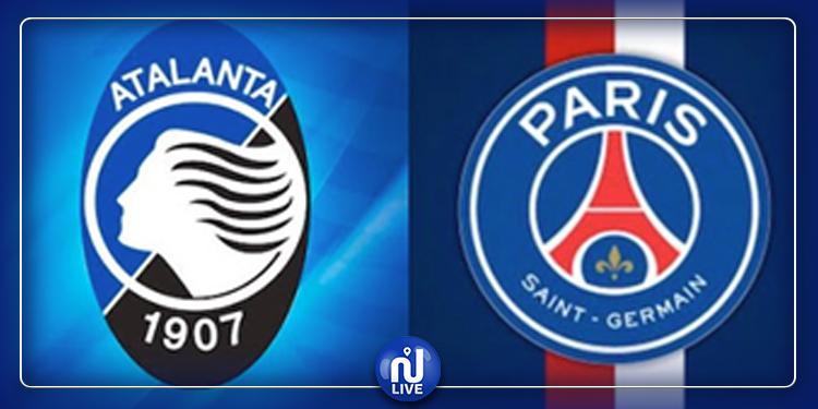 Ligue des Champions : PSG/Atalanta Bergame, les compositions