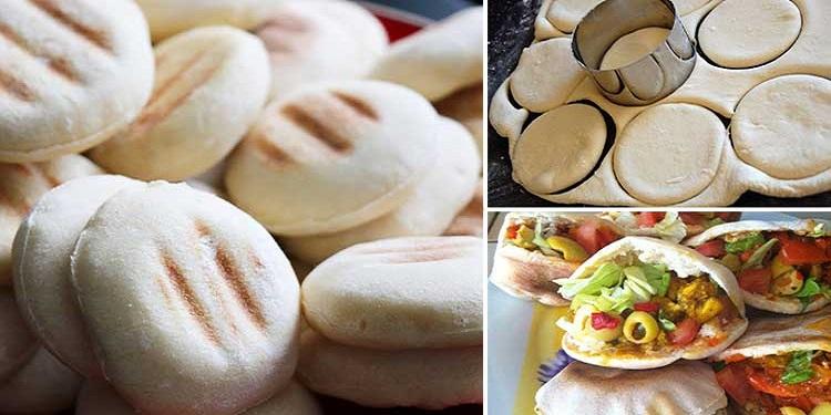 Batbout : Le petit pain marocain