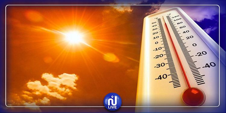 INM : Hausse remarquable des températures à partir de mercredi