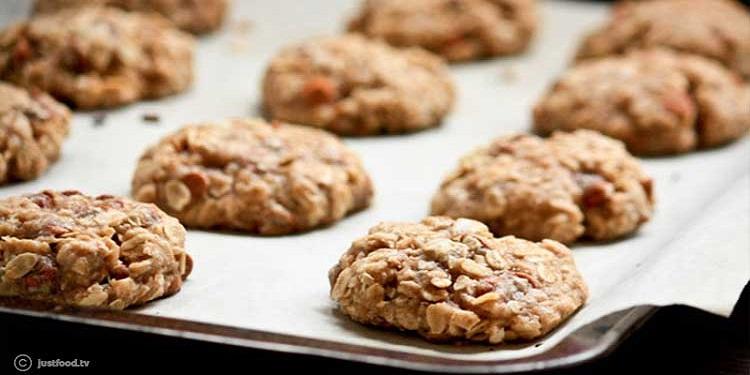 Cookies aux flocons d'avoine (Choufane)