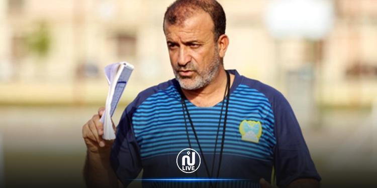 Décès de l'entraîneur tunisien Lotfi Sebti