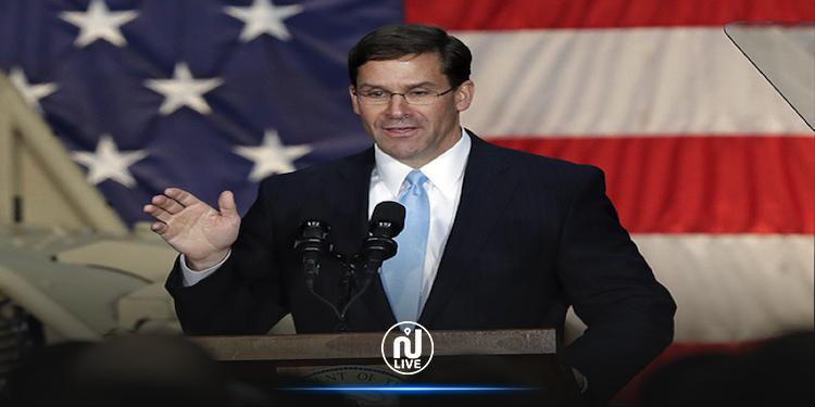 Le secrétaire américain à la défense en visite demain en Tunisie.
