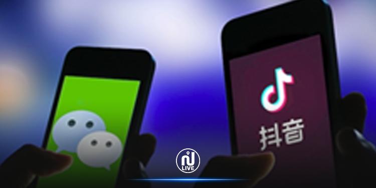 TikTok et WeChat interdits aux Etats-Unis, dès aujourd'hui