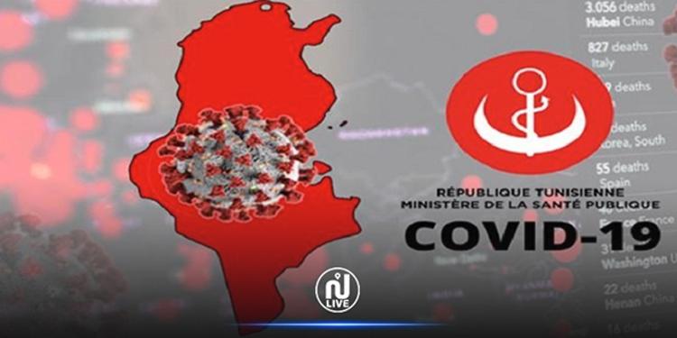 Covid-19 : 470 nouveaux cas de contamination et 4 décès