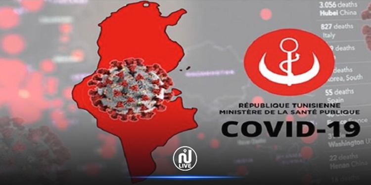 Covid-19 : De nouveaux cas positifs dans ces gouvernorats