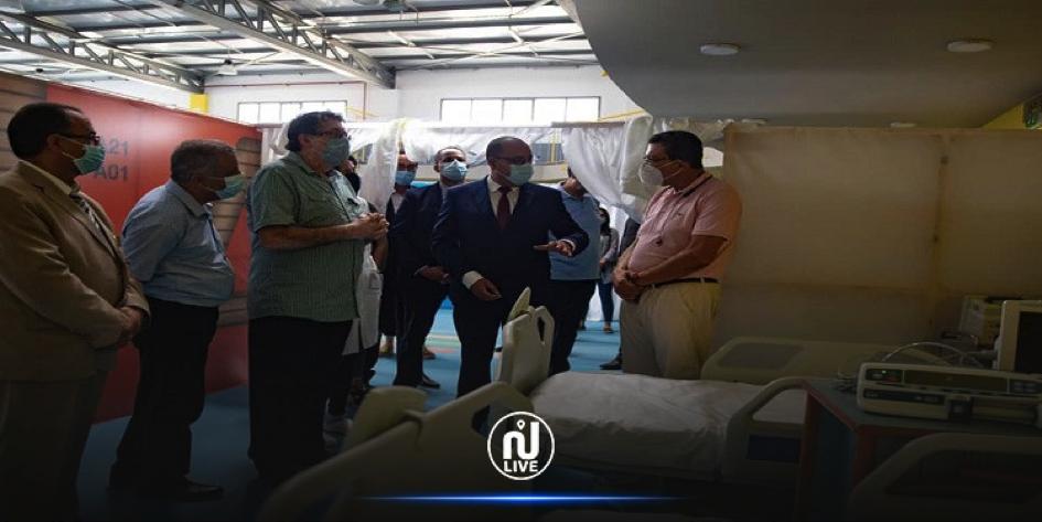 Hôpital d'El Menzah : Mobilisation du gouvernement pour renforcer cette unité de soins