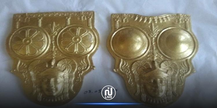 Trois pièces historiques majeures acheminées vers la Tunisie