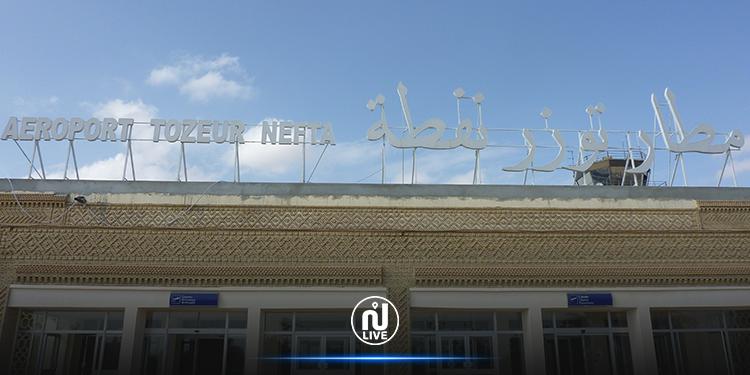 Réouverture de l'aéroport Tozeur-Nefta