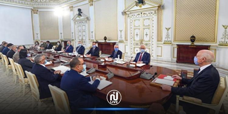 Covid19 : Réunion du conseil de sécurité nationale
