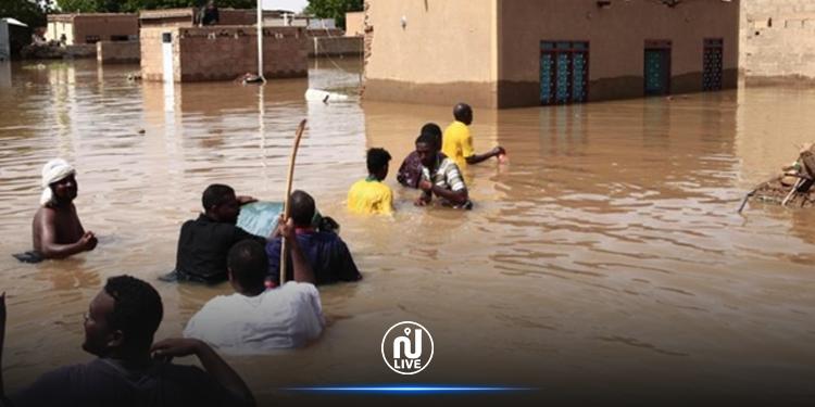 Soudan : Près de 830 000 personnes affectées par les inondations