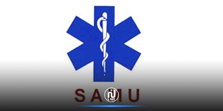 SAMU : 96 000 appels reçus au mois d'août