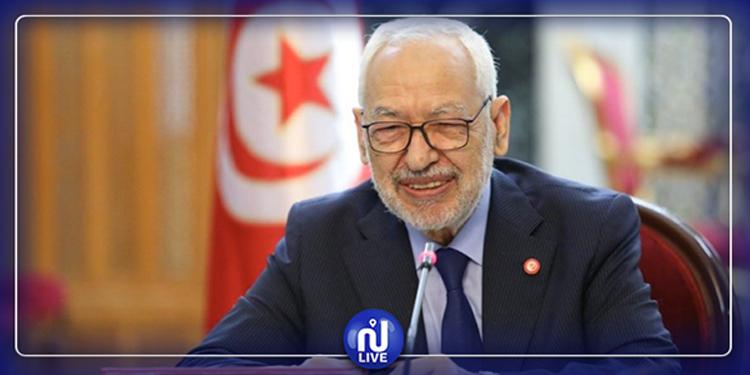 Rached Ghannouchi : « La Tunisie a besoin d'une trêve politique »