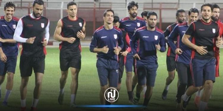Olympique Béja – Covid-19 : Quatre joueurs testés positifs