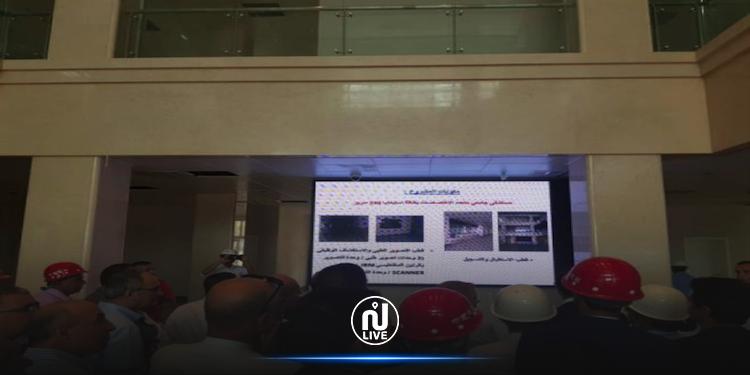 Sfax- Covid-19 : Vers l'aménagement d'un centre covid-19 au sein du nouvel hôpital