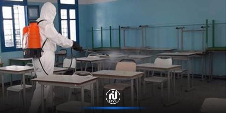 Tunisie – Covid19 : 1533 personnes touchées dans le milieu éducatif