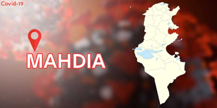 Mahdia-Covid-19 : 1 décès et 41 nouveaux cas de contamination