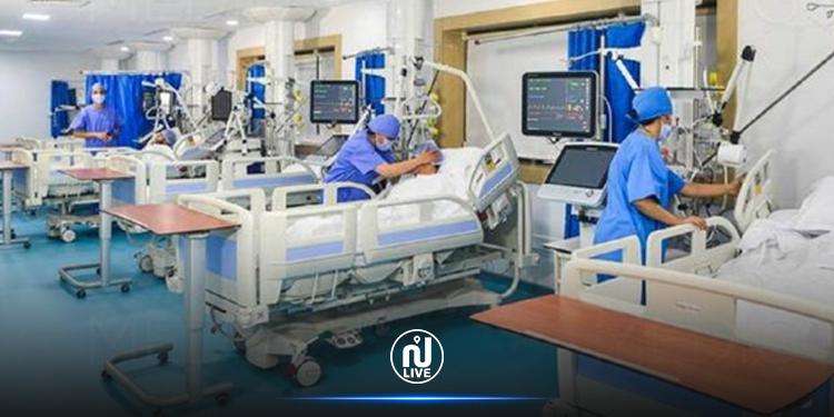 Ministère de la santé: « Les hôpitaux sont saturés dans certaines régions »