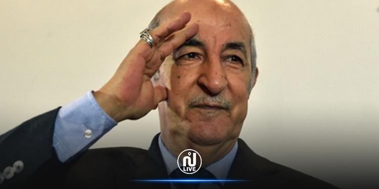 Algérie : le président Tebboune hospitalisé, par précaution