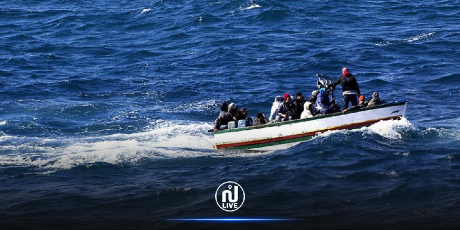 Port de la Goulette : Cinq migrants clandestins arrêtés