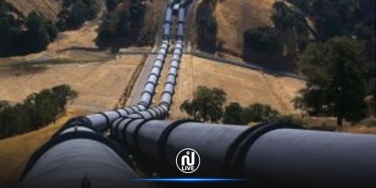 La crise de la Covid-19 impacte le forfait fiscal sur le passage du gaz algérien à travers la Tunisie