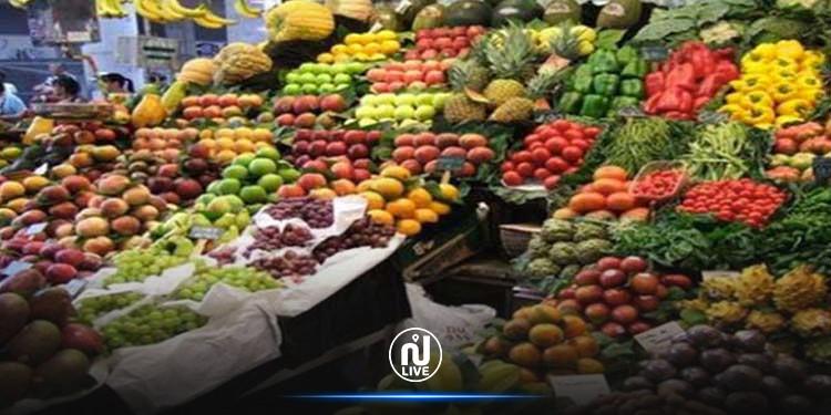 En octobre, la Tunisie a exporté près de 3 000 tonnes de fruits vers la Libye
