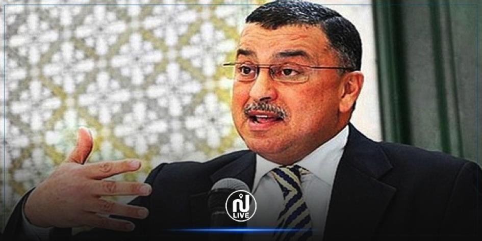 Abderrazak Kilani nommé président de l'instance générale des résistants, des martyrs et blessés de la révolution et des opérations terroristes