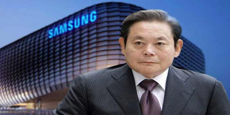 Corée du Sud : Décès du président de Samsung, Lee Kun-hee