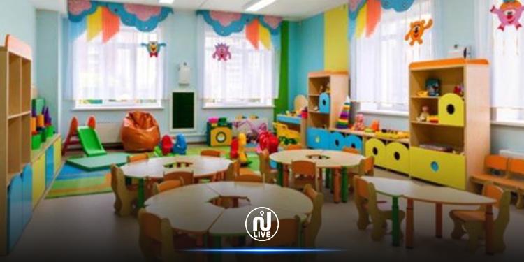 Les crèches et jardins d'enfants restent ouverts