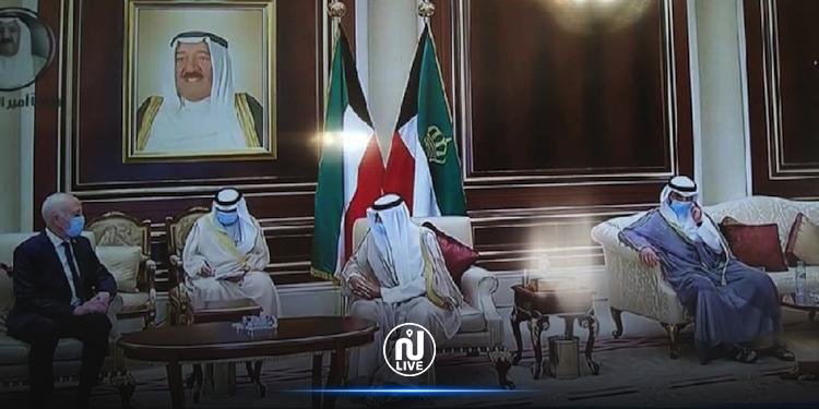 Kais Saied se rend au Koweït