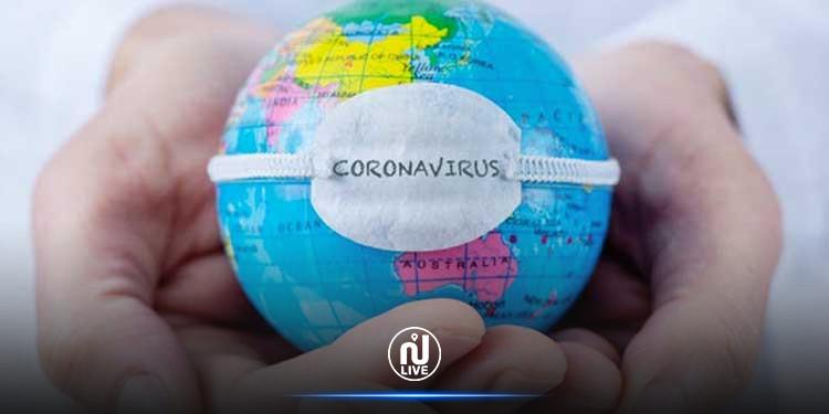 Monde – Covid19: Plus de 500.000 nouveaux cas, ces dernières 24 heures